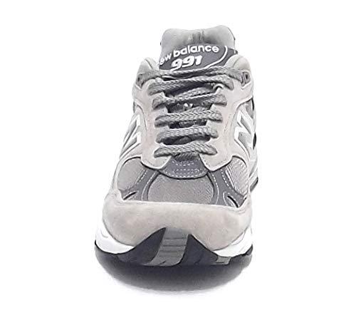 Grey Chaussures M991 nv Balance Bleu New 991 Homme xHqCSqT6
