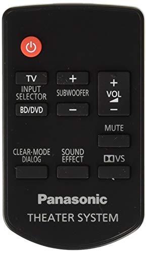Panasonic N2QAYC000027 Remote Control (Best Panasonic Sound Bar)