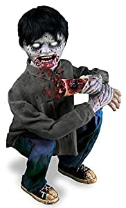 Halloween Decor Zombie Limber Eater