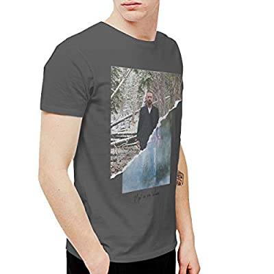 ChaseM Mens Justin Timberlake Man of The Woods T-Shirts Deep Heather