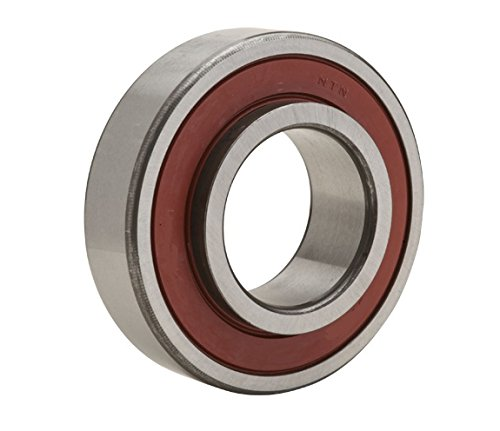NTN Bearing 88013 Single Row Radial Ball Bearing, 13 mm Bore ID, 32 mm OD, 12.7 mm Width, Double Sealed NTN   88013