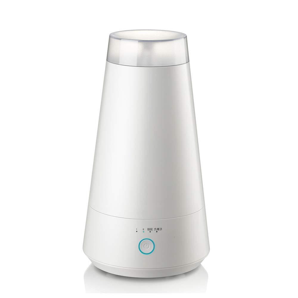 XIAOMEI,加湿器 空気加湿器の家の無声寝室のスプレーの小さい否定的なイオン清浄器17 * 30.9cm ポータブル B07NKFS2N7