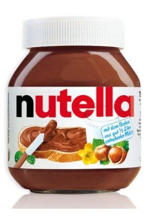 Ferrero Nutella, 450g Glas