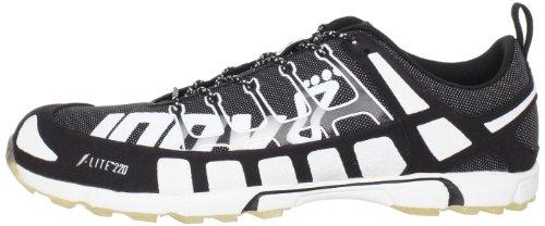 Inov-8 Unisex F-Lite 220 Urban Running Shoe Black/White JI4Srad