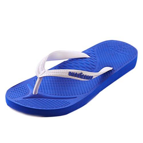 Royal Aussie Adulte Blue Mixte Sandales Plateforme Soles White ZqSwXvqB