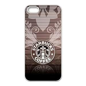 Starbucks Starbucks iPhone 5 5s Cell Phone Case White Delicate gift AVS_546274