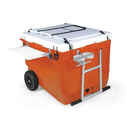 RovR 80 Quart Wheeled Camping Cooler