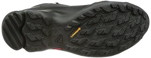 Adidas Uomo Terrex Fastshell Metà Cp Trekking E Scarpe Da Trekking Vari Colori (negbas / Negbas / Gricin)