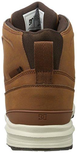 DC Torstein Boot Coffee Marrone (Brown/Dk Chocolate)