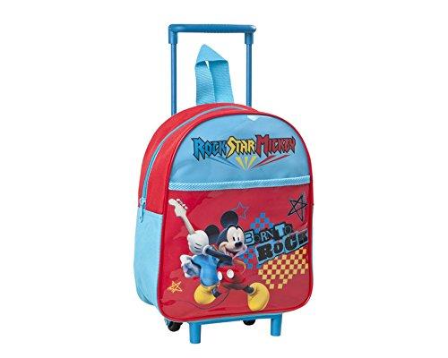 Atosa 27515–Zaino Trolley Mickey, 34x 24x 12cm 34x 24x 12cm