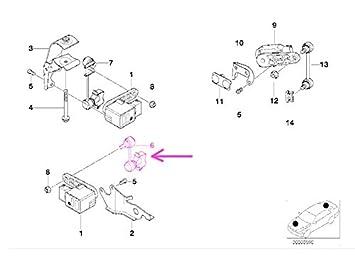 BMW e39 (w/ Xenon) Connector Rod Headlight Level Sensor Front OEM Factory Bmw E Ke Wiring Diagrams on