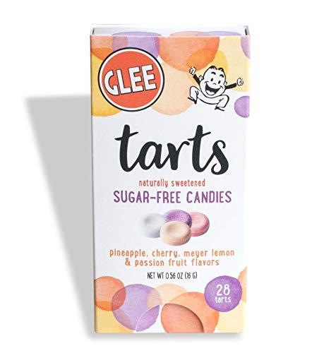 Glee Tarts, Sugar Free Candies, Zero Calorie, Vegan, Gluten Free, Kosher, Box of ()