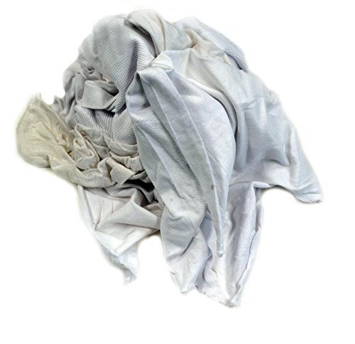 Pro-Clean Basics A99405 Recycled or Reclaimed Multicolored T-Shirt Cloth Rags Pallet by Pro-Clean Basics