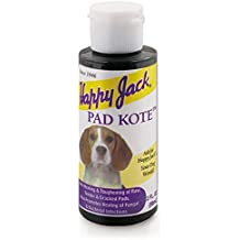 Happy Jack 2 Oz Pad Kote to Relief Itching and Irritation While Cleaning Skin and Coat
