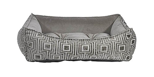 Pet Scoop Bed in Cafe Au Lait (Medium: 31 in. L x 24 in. W) by Bowsers