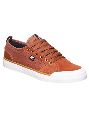 Smith Series Suede Evan Skate Super Shoe Tabacco DC Core p57Tw5q