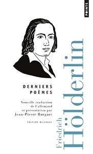 "Afficher ""Derniers poèmes"""