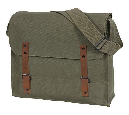 Rothco Canvas Medic Bag/No Imprint, Olive Drab]()