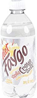 product image for Faygo diet vanilla creme soda pop 20 fluid ounce plastic bottle (pack of 1)