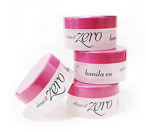 [Banila Co] Clean It Zero Cleanser Travel Kit 7g * 4pcs