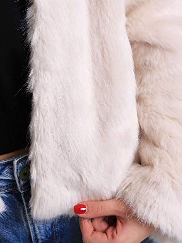 Jeans Mujeres 821bd39002 Gaudi Beige Pelliccia 4fnxqwAX