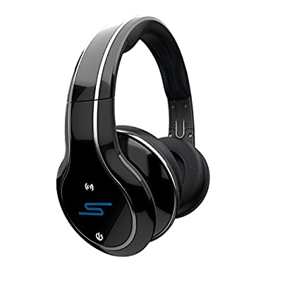 SMS Audio STREET by 50 Wired Over-Ear Active Noise Cancelling Headphones