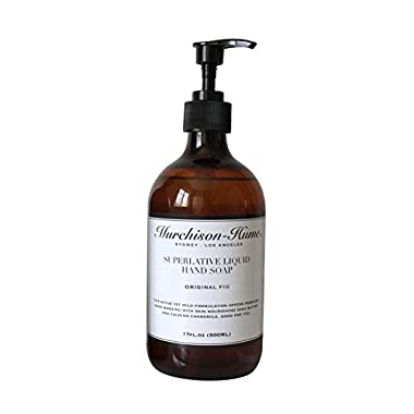Murchison-Hume Superlative Hand Soap (Fig), 17 Ounces