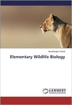 Book Elementary Wildlife Biology