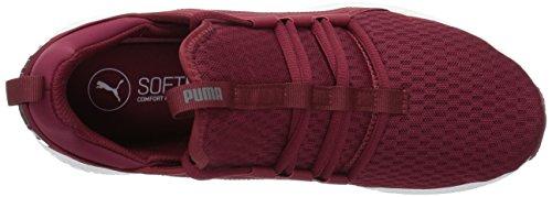 Puma Mens Mega Nrgy Sneaker Tibetan Röd Tyst Nyans