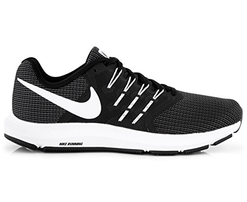 Nike Grey dark white 001 Noir Femme Trail Swift Run black De Wmns Chaussures UrwqPU4xv