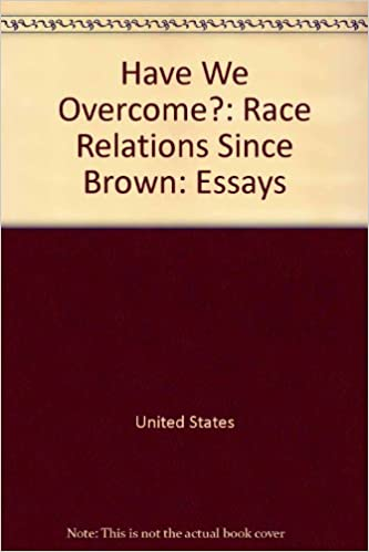 Example Of Proposal Essay Race Relations Since Brown Essays Chancellors Symposium Series C Eric  Lincoln Michael V Namorato University Of Mississippi   Essays On Business Ethics also Business Cycle Essay Have We Overcome Race Relations Since Brown Essays Chancellors  Topics For A Proposal Essay