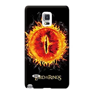 Samsung Galaxy Note 4 Nhg1708xRzs Customized High Resolution Lord Of The Rings Series Durable Cell-phone Hard Cover -WayneSnook