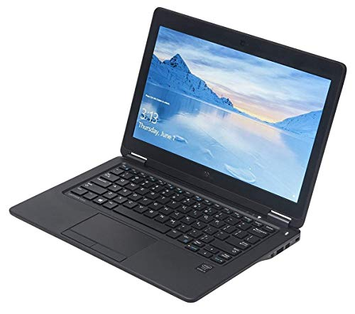 Dell Latitude E7250 12.5in FHD Ultrabook Business Laptop Computer, Intel Core i7-5600U up to 3.2GHz, 8GB RAM, 512GB SSD, AC WiFi + BT, USB 3.0, HDMI, Backlit KB, Windows 10 Pro (Renewed) (Best Ultrabook Under 800)