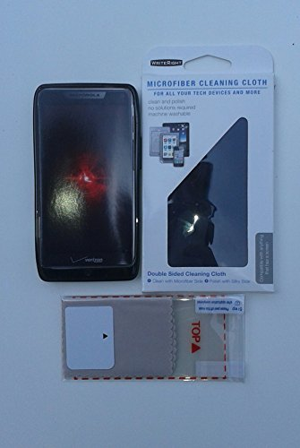 motorola-droid-razr-m-xt907-blue-skin-case-accessory-pack