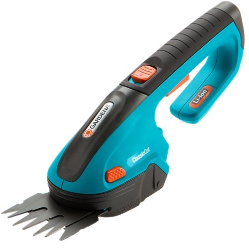 Gardena 8885-U 3-Inch  Cordless Lithium Ion Grass Shears, Classic Cut ()