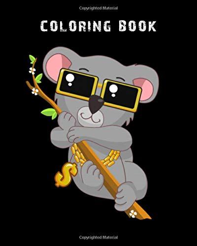 - Coloring Book: Climbing Koala Bear Chibi Anime Gangsta Lover - 150 Pages -  8 X 10 Inches: Book, Bear Coloring: 9781673661255: Amazon.com: Books