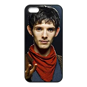 Merlin iPhone 4 4s Cell Phone Case Black Y3398723