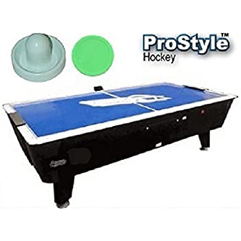 Amazon.com : Valley-Dynamo 8ft Pro Style Air Hockey Table with ...