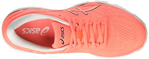 Asics Womens Gel-kayano 24, Corallo Flash / Nero / Bianco Corallo Flash / Nero / Bianco
