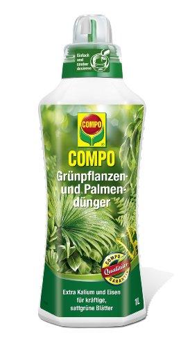 Compo 1444112 Grünpflanzendünger 1 Liter