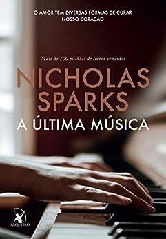 A última música por [Sparks, Nicholas]