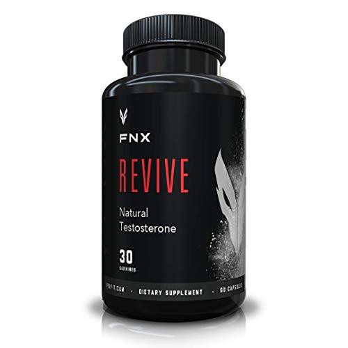 FNX Revive Natural Testosterone Booster: Vitamin, Mineral