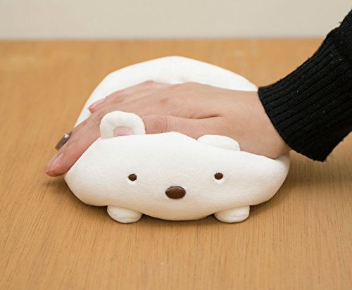 Squishy Squooshems Cuddle Plush Pillow : San-x Sumikko Gurashi Super Squishy Plush 6? Polar-bear ? My Stuffed Animal Zoo