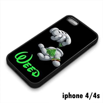coque iphone 8 cannabis
