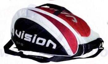Vision - Paletero pádel elite, color rojo: Amazon.es: Deportes y aire libre