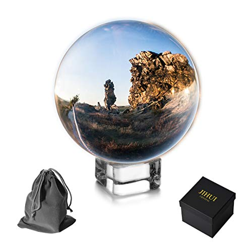 Crystal Ball Sphere Photography Prop 70mm (2.75