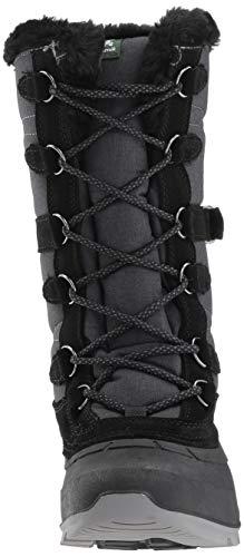 Snovalley2 Femme Neige de Noir noir Bottes Black Kamik Blk 7dHwqgxOq
