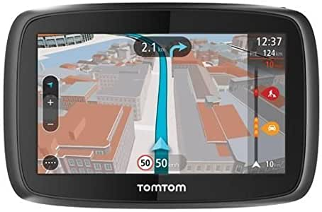 TomTom GO 400 - GPS para coches (4.3