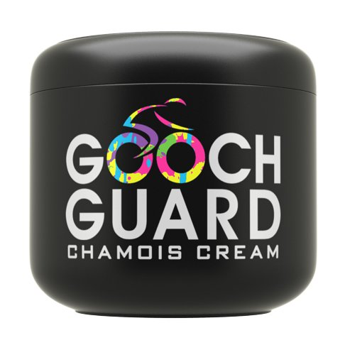 (Gooch Guard Chamois Cream | Anti Chafe and Friction Lubricant Balm | Made in the USA)