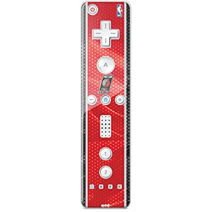 official photos bd698 afc3a Skinit Portland Trail Blazers Away Jersey Wii Remote Controller Skin -  Officially Licensed NBA Gaming Decal - Ultra Thin, Lightweight Vinyl Decal  ...
